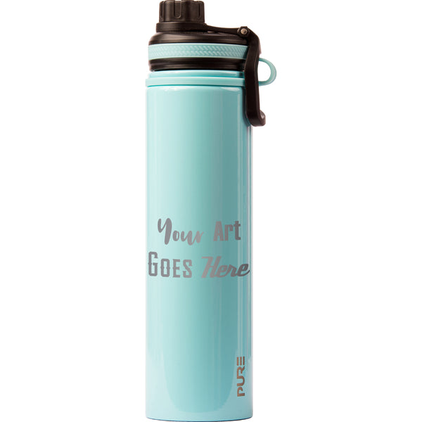 25 oz Endurance Bottle - Glacier - Custom Engraved