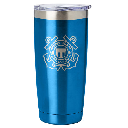 PURE Drinkware 22 oz Tumbler - Fire Department (Red)