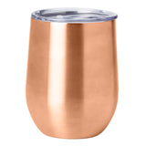 PURE Drinkware 10 oz Stemless Wine Glass - Copper - PURE Drinkware
