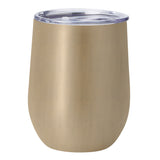 PURE Drinkware 10 oz Stemless Wine Glass - Gold - PURE Drinkware