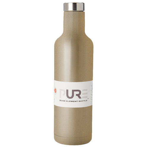 PURE Drinkware 25 oz Bottle - Gold - PURE Drinkware