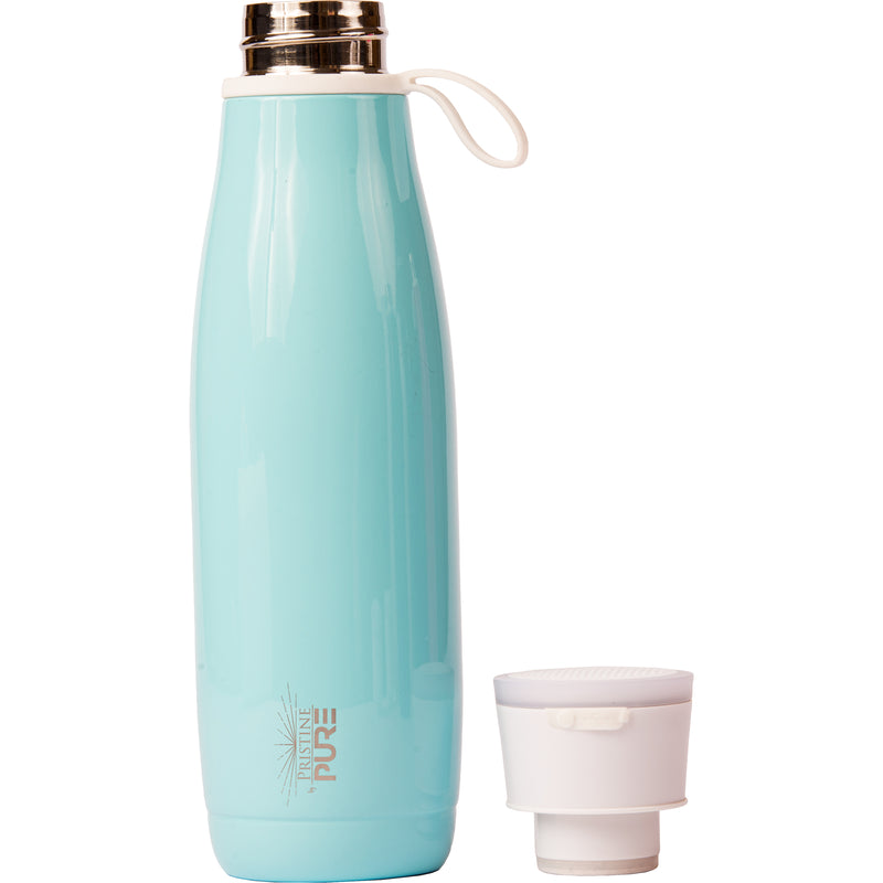 15 oz PURE Waves Bottle - Glacier