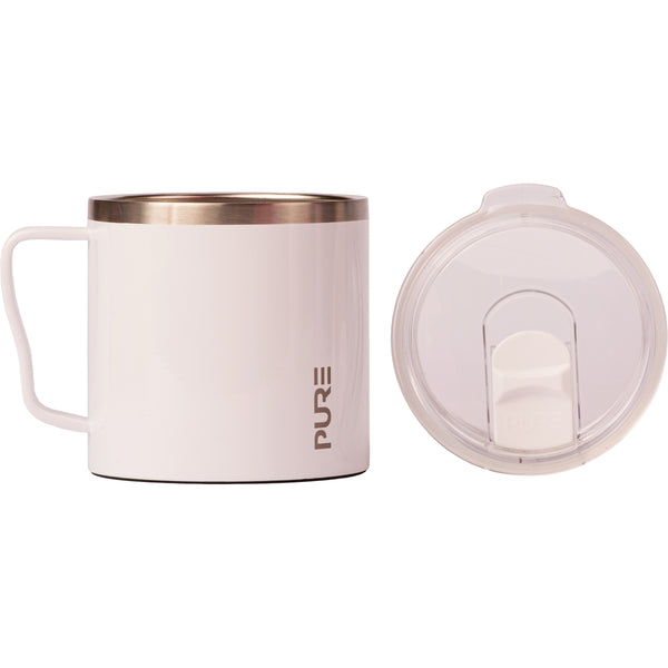 16 oz Coffee Mug - White