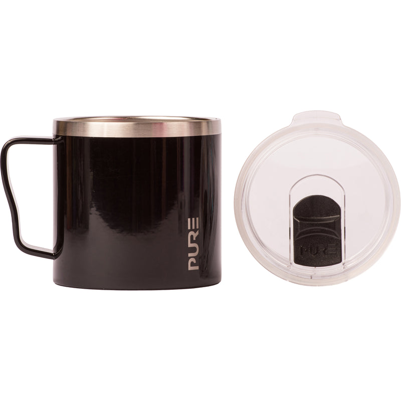 16 oz Coffee Mug - Black