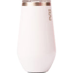 16 oz Stemless Wine Cup - White