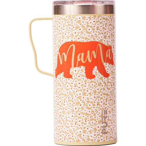 "18 oz Coffee Mug - ""Mama Bear"""