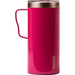 18 oz Coffee Mug - Raspberry