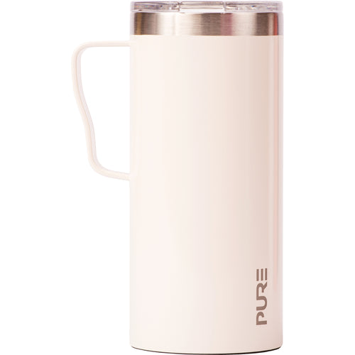 18 oz Coffee Mug - Cream