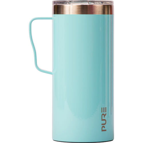 18 oz Coffee Mug - Glacier