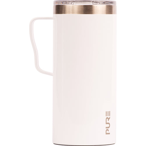 18 oz Coffee Mug - White