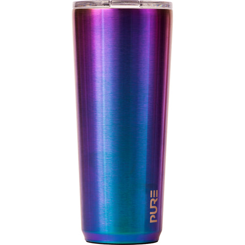 22 oz Tumbler - Blue Metallic