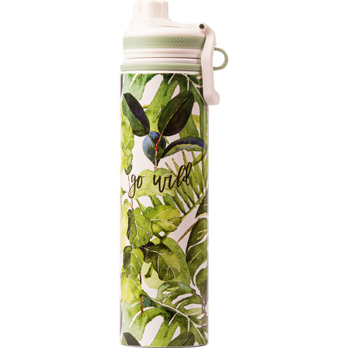"25 oz Endurance Bottle - ""Go wild"""
