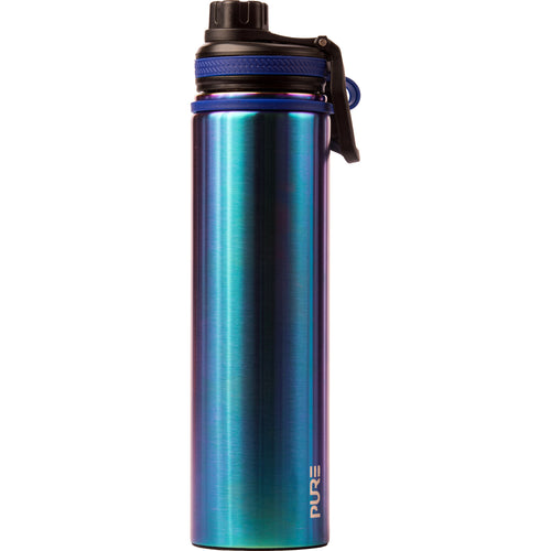 25 oz Endurance Bottle - Blue Metallic