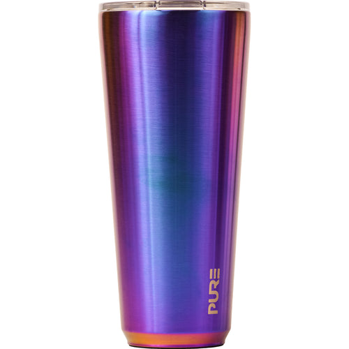 32 oz Tumbler - Blue Metallic