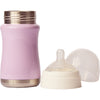 8 oz Baby Bottle - Lilac