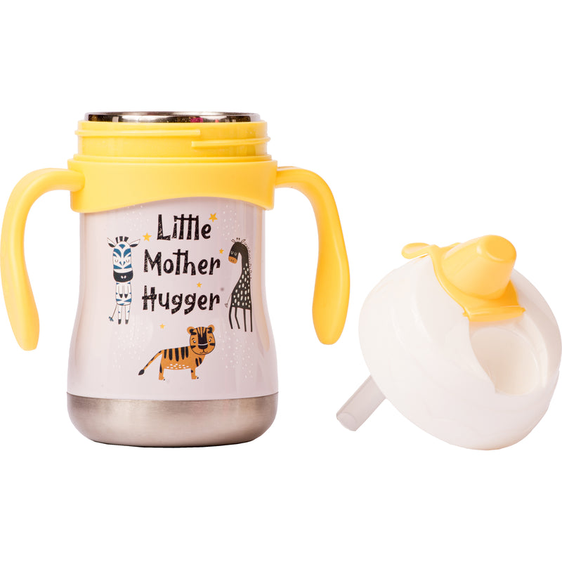 "9 oz Sippy Cup - ""Little Mother Hugger"""