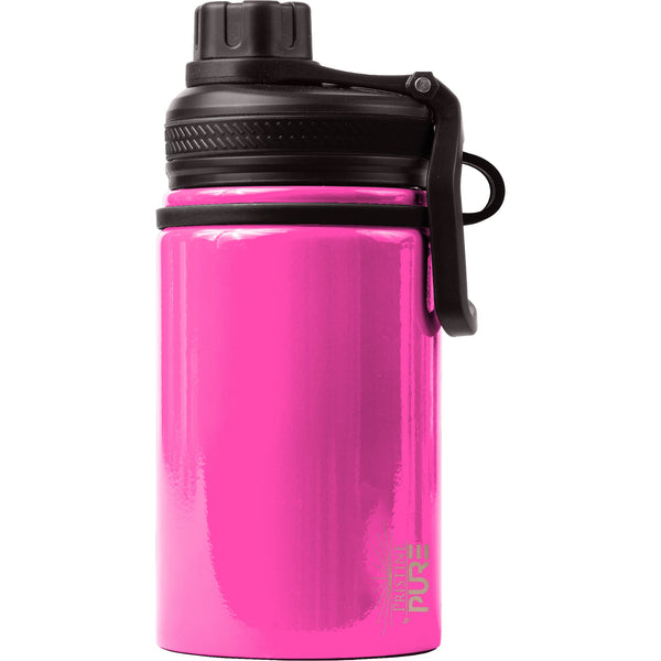 """Endurance"" Kid's 14oz Antimicrobial Water Bottle - Energy"
