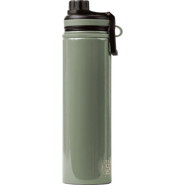 """Endurance"" 48oz Anitmicrobial Water Bottle - Olive"
