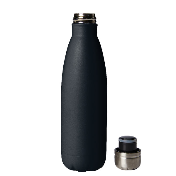 PURE Drinkware 17 oz Bottle - Black - PURE Drinkware