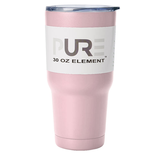 PURE Drinkware 30 oz Tumbler - Blush - PURE Drinkware