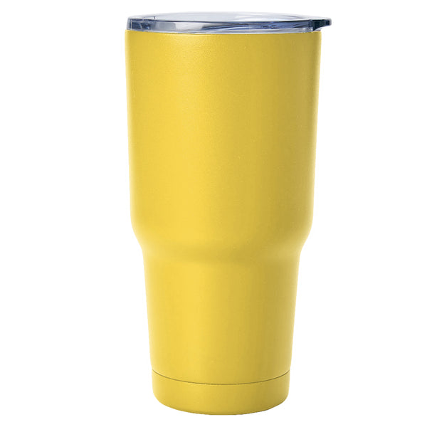 PURE Drinkware 30 oz Tumbler - Yellow - PURE Drinkware