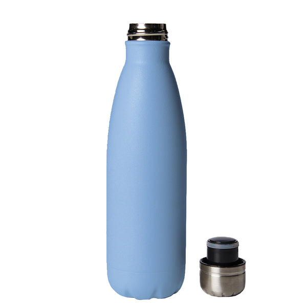 PURE Drinkware 17 oz Bottle - Powder Blue - PURE Drinkware