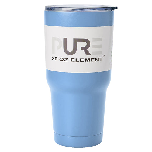PURE Drinkware 30 oz Tumbler - Powder Blue - PURE Drinkware