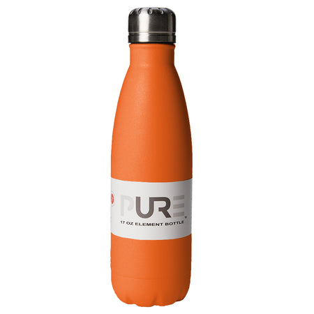 PURE Drinkware 17 oz Bottle - Coral