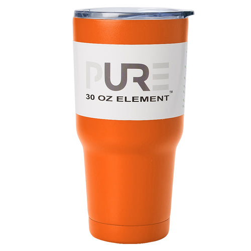 PURE Drinkware 30 oz Tumbler - Orange - PURE Drinkware