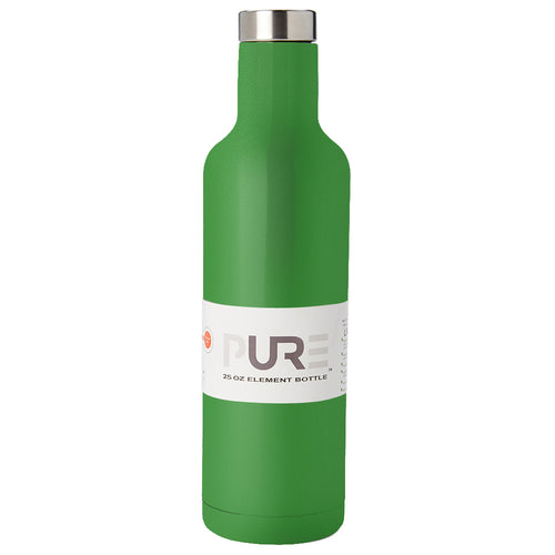 PURE Drinkware 25 oz Bottle - Green - PURE Drinkware
