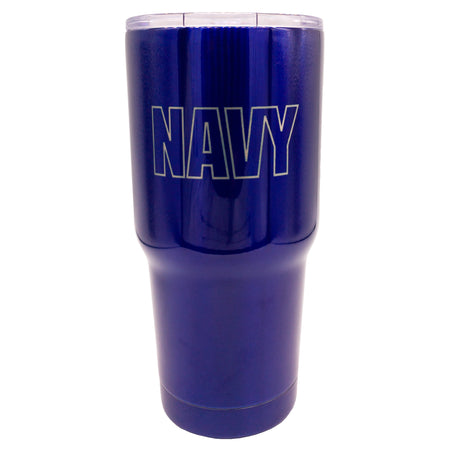 "PURE Drinkware 30 oz Tumbler - Air Force ""Home is wherever you are"""