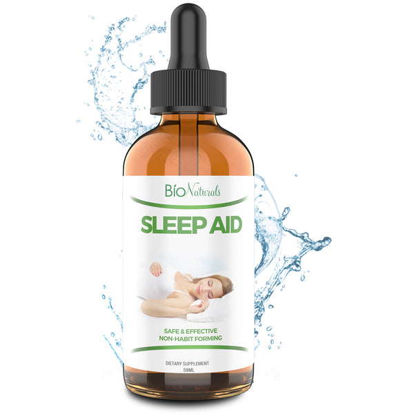 Bio Naturals Liquid Sleep Aid Drops
