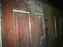 "Reclaimed Victorian Doors, Authentic Rustic Home Decor, RARE 78""x30"""