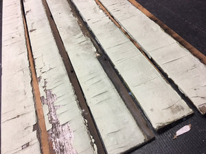 "Reclaimed Siding, Rustic Barn wood Farmhouse Boards 83""-56"" (5pc)"