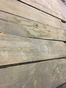 "Reclaimed Barn Wood, Authentic Weathered Rustic Boards 62""-36"""