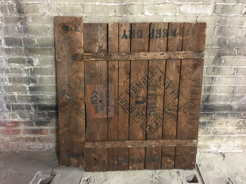 Reclaimed Farmhouse Wood Panels, Rustic Accent Wall 41