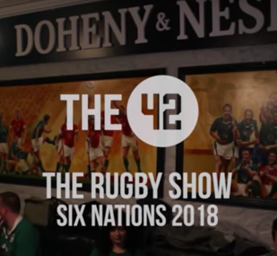 The42 Six Nations Show with Murray Kinsella (8 February)