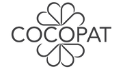 cocopat handmade with love bags logo