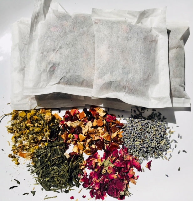 Revitalize and Awaken Me Tea Collection