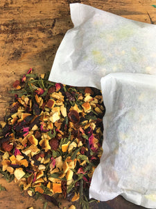 Hibiscus Sunset Tea Bath
