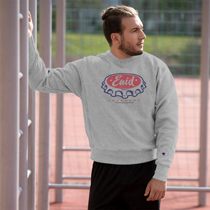 Enid Bottle Cap Champion Sweatshirt