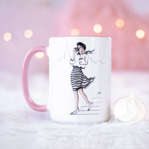 "Fashion Coffee Mug ""Got Smile?"""