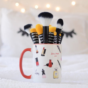 "Fashion Coffee Mug ""What's In My Bag"""