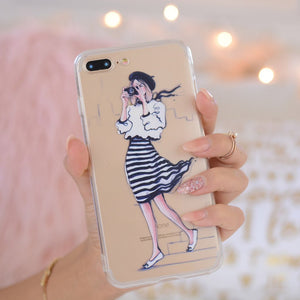 "Transparent iPhone Case ""Got Smile?"""