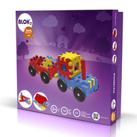 BLOK 2 - Smart Building Toys for Smart Kids