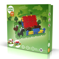 BLOK 3 FARM - Smart Building Toys for Smart Kids