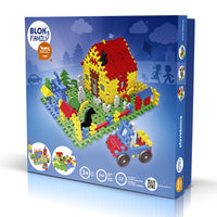 BLOK 5 FAMILY - Smart Building Toys for Smart Kids