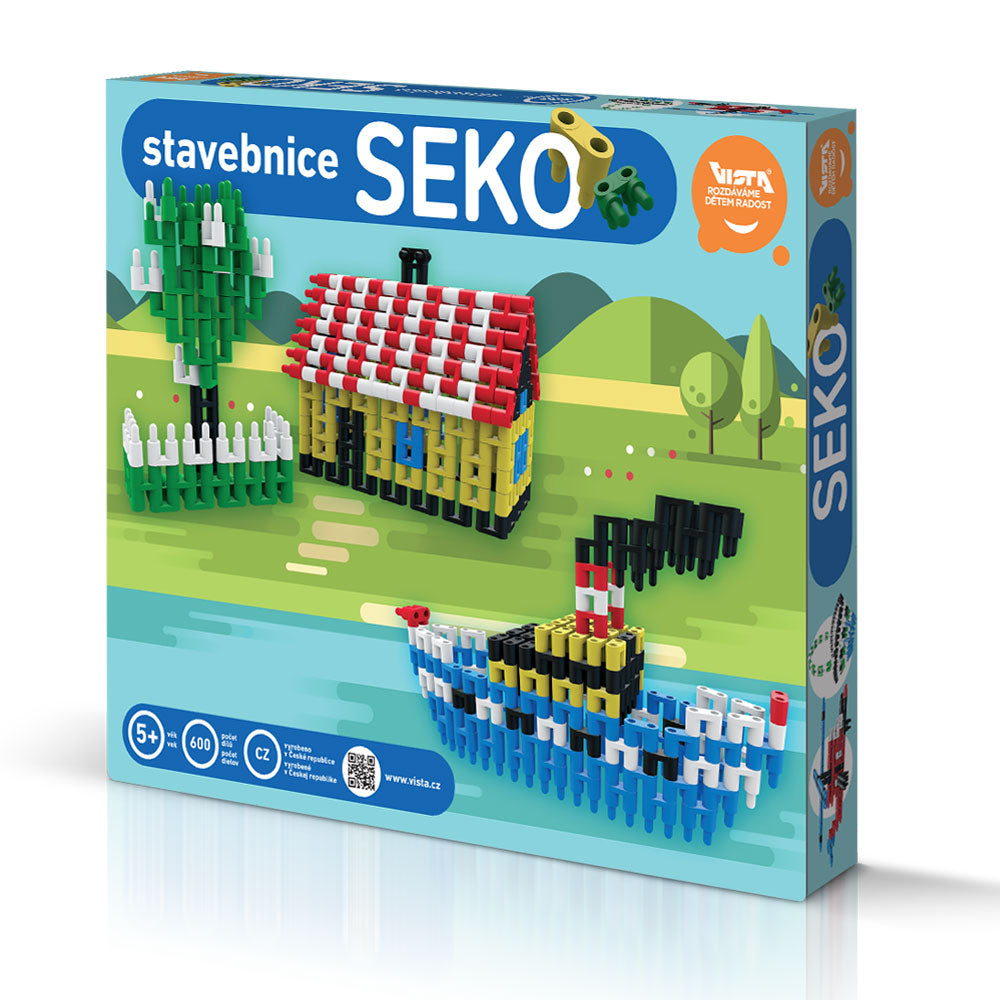 SEKO - Smart Building Toys for Smart Kids