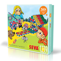 SEVA 1239 - Smart Building Toys for Smart Kids