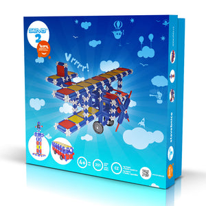 SEVA 2 - Smart Building Toys for Smart Kids